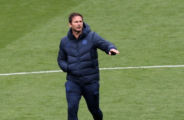 Frank Lampard Masih Pede Chelsea Lolos Ke Liga Champions